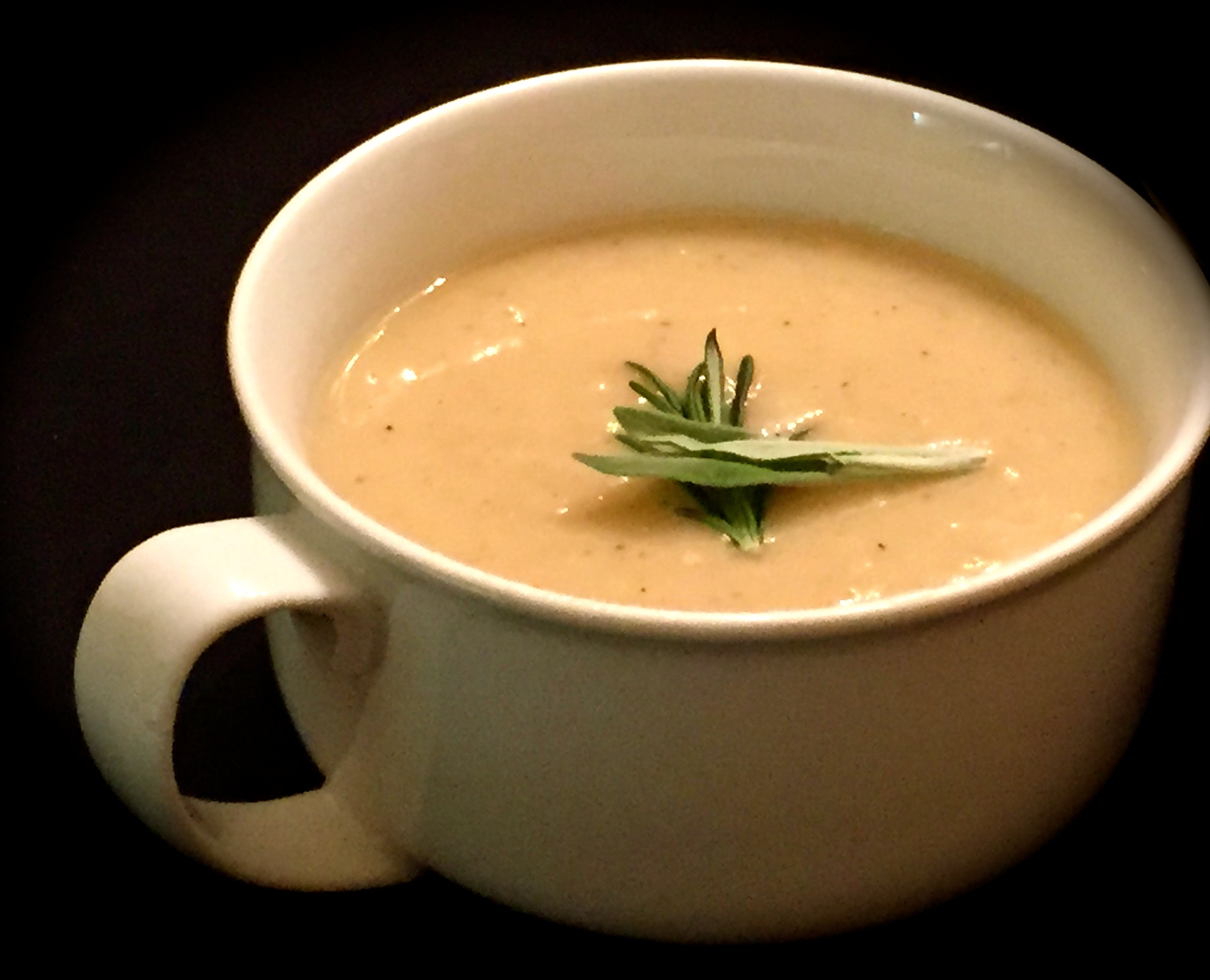 rosemary and sage gravy